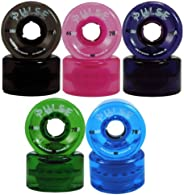 Atom Pulse Outdoor Quad Roller Derby Speed Skate Wheels