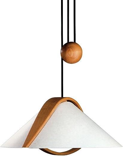 Justice Design Group Domus 2-Light Pendant – Translucent Shade Shade