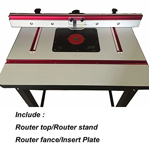 JOYWORK Precision Router Table System, Complete Router Table System (Precision Benchtop Router Table)