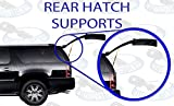 Two Rear Hatch Liftgate Gas Charged Lift Supports Set For 2000-2004 Yukon, Suburban, Tahoe, 2002-2006 Escalade. WGS-112-2