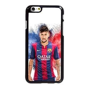 Neymar Funda LG G S6S6Mx 6 6S 4.7 pulgadas del teléfono celular Funda Negro Q7S8BJ funda caja del teléfono personalizadas