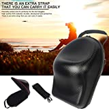 DZT1968 Porbable Durable vr Glasses Case Hard Carrying Bag Hardshell Housing Storage Bag For DJI FPV Goggles