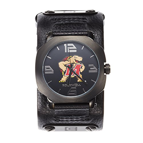 - Rockwell NCAA Maryland Terrapins Men's Assassin Watch, Adjustable, Black