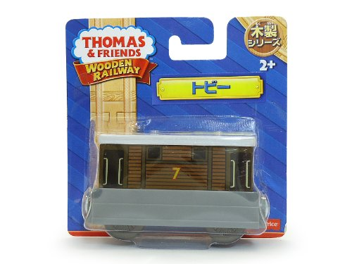 Thomas & Friends Fisher-Price Wooden Railway, Toby Train