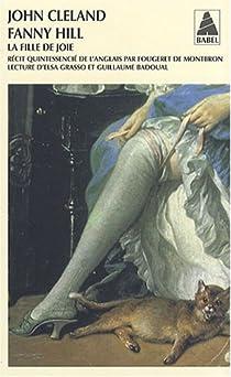 Fanny Hill : La fille de joie par Cleland