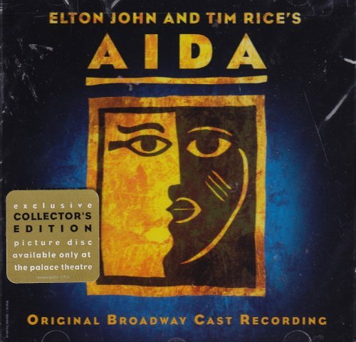 Aida: Card Broadway Cast Recording