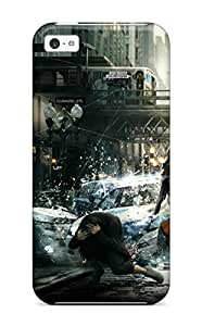Joe A. Esquivel's Shop Lovers Gifts 7030510K42085824 Tpu Case For Iphone 5c With Watch Dogs
