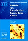 Black Holes from the Stars to Galaxies--Across the Range of Masses