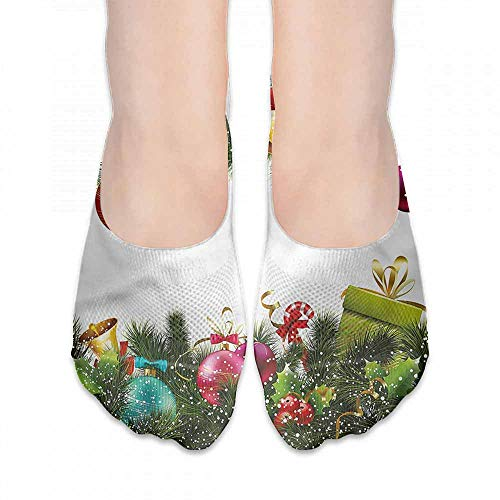 (New Business Sox Christmas,New Year Greeting,socks for men size 13-15)