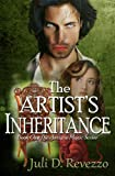Front cover for the book The Artist's Inheritance (Antique Magic) by Juli D. Revezzo