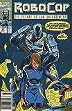 Robocop (Marvel), Edition# 17