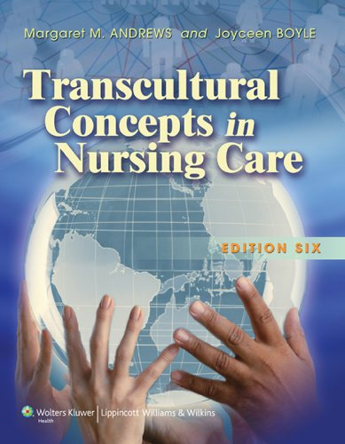 Transcultural Concepts in Nursing Care Pdf