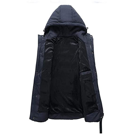 MAZF Man Winter Jacket Warm Coat Thick Parka Chaquetas ...