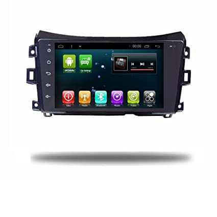 Car Radio GPS Android 7.1 Navi for Nissan Navara NP300 D23 D40 Car Multimedia Auto Radio