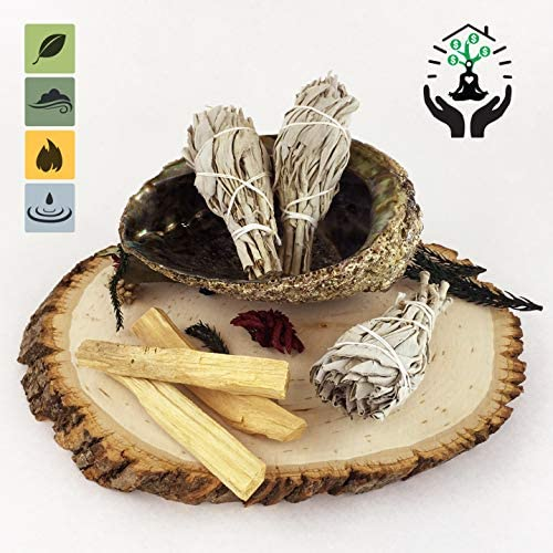 SMUDGING KIT Sticks Protection Prosperity product image
