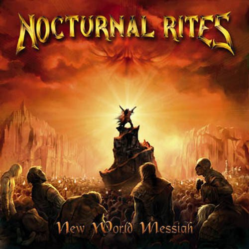 Vinilo : Nocturnal Rites - New World Messiah (LP Vinyl)