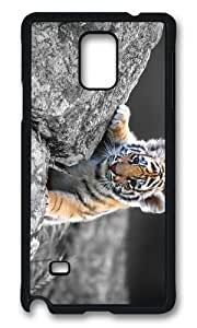 Adorable Cute Tiger Baby Hard Case Protective Shell Cell Phone HTC One M8
