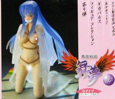 神鳳舞夢 vol.1(Bタイプ)「鳳凰戦姫 舞夢」PVC塗装済み完成品