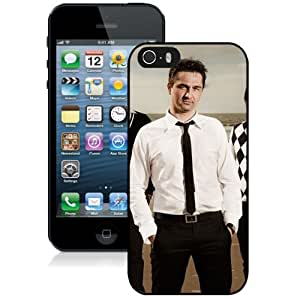 Beautiful Designed Cover Case With Bb The Blues Shacks Tie Horizon Clouds Shirts For iPhone 5S Phone Case