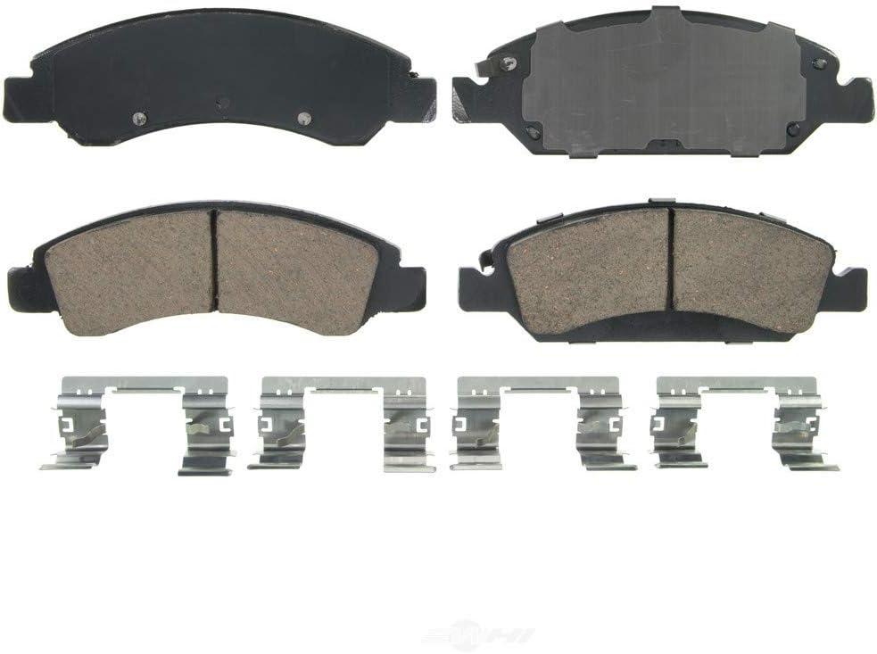 2011 2012 2013 2014 For Chevrolet Silverado 1500 Front Ceramic Brake Pads