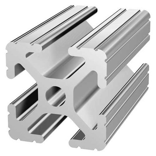 80/20 1'' X 1'' T-Slotted Profile, 242'' Stock Bar by 80/20 Inc