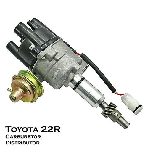 (Electronic Carburetor Ignition Distributor Fit For Toyota 22R Hilux RN70 RN75 4Runner RN60 Land Cruiser RJ70 Celica)