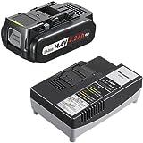 Panasonic(パナソニック) 14.4V LS電池パック 充電器セット EZ9L45ST