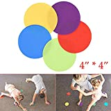 "Classroom Magic Mark Its Sitting Carpet Spots to Educate, Pack of 30 - 5"" Rug Circles Marker Dots for Preschool, Kindergarten, and Elementary Teachers: more info"
