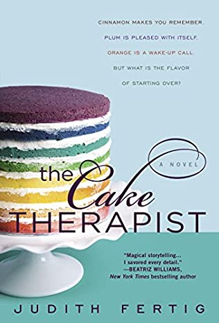 book cover of The Cake Therapist