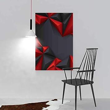 Amazon De Nalahome Hangende Dekoration Wand Malerei Schwarz