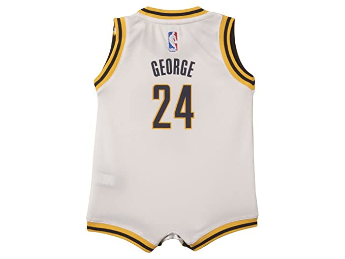 84640c61 Amazon.com : Indiana Pacers Paul George Infant Jersey (12M) : Sports ...