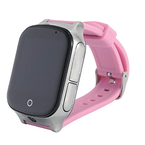 Amazon.com: TTShonf Kids Smart Watch Phone-GPS Tracker ...
