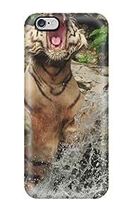 Iphone High Quality Tpu Case/ Tiger TPAqxbT5650AlVTi Case Cover For Iphone 6 Plus Kimberly Kurzendoerfer