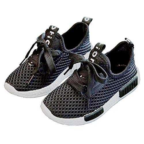 2100b015743 Daclay Children Casual Shoes Boy and Girl Cool Style Kids Mesh Breathable Soft  Soled Running Sports