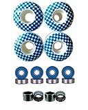 #10: 52mm Wheels w/ Bearings & Spacers