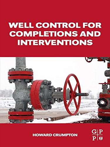 Well Control for Completions and Interventions (Console Component)