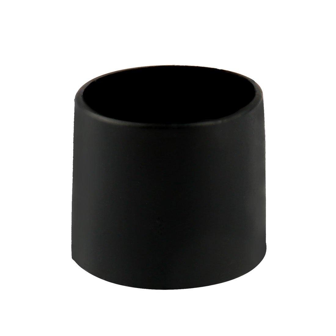 Sourcingmap PVC Leg Cap Tip Cup Feet Cover 22mm 0.87