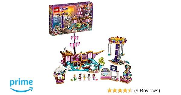 NEW Building kits city girls friend Amusement Park High Quality Free shipping