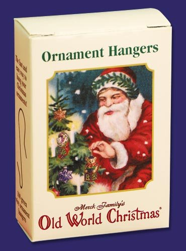 Old World Christmas – Ornament Hangers – 100 Count – M