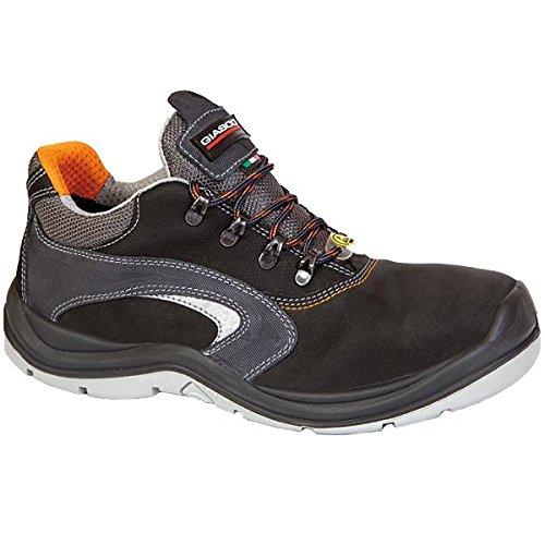 Giasco AC003N44 Belize Chaussures de sécurité bas S3 Taille 44 Noir