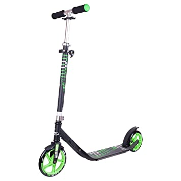 Hornet Scooter clvr 200, Color Verde: Amazon.es: Deportes y ...