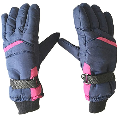 O-C Unisex winter warm thick cycling motorcycle outdoor ski snow board Climbing golves