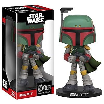 Funko Wobbler: Star Wars - Boba Fett Action Figure: Funko Wacky Wobbler: Toys & Games
