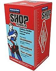Scott Products Scott in-A-Box Shop Towel, Blue