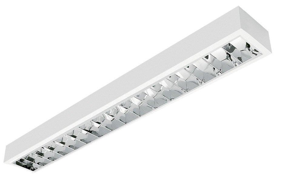 Plafoniere Con Doppia Accensione : Ra d e l griglia luce controllata lampada