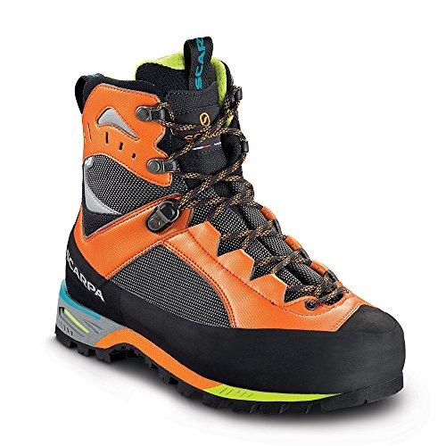 Zapatos de hombre Charmoz 2016 Scarpa Shark/Orange