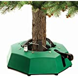 """InstaTree XXL Fast & Easy Christmas Tree Stand – Holds tree up to 14.5 Feet Tall with 1.5"""" to 6.5"""" Diameter Trunk – Easy Foot Lever Operation Grip"""