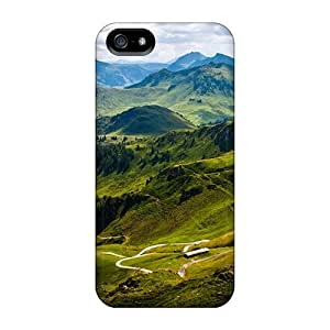 Hard Plastic Iphone 5/5s Case Back Cover,hot Nature Case At Perfect Diy