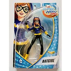 "51Z5wfwpjhL. SS300 DC-Super Hero Girls 6"" inch Action Figure, Batgirl"