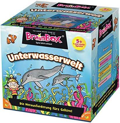Brain Box 94924 - Juego de Mesa de Aprendizaje: Amazon.es: Juguetes y juegos